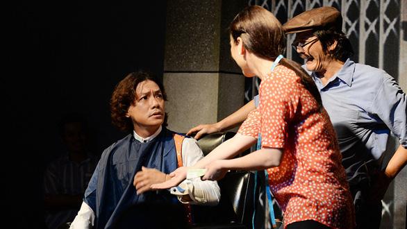 Quốc Thịnh: Tiếng cười không dễ dãi trên sân khấu kịch - Ảnh 1.