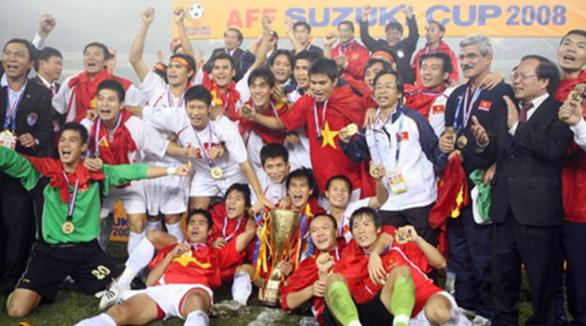 10 năm, Việt Nam vào chung kết AFF Cup một lần - Ảnh 2.