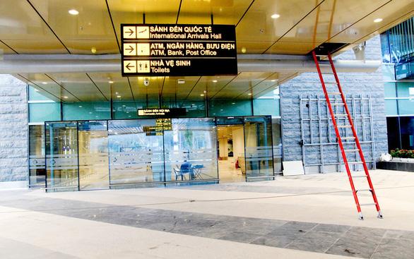 Sân bay Vân Đồn  trước giờ… cất cánh - Ảnh 3.