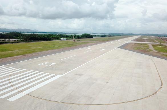 Sân bay Vân Đồn  trước giờ… cất cánh - Ảnh 1.