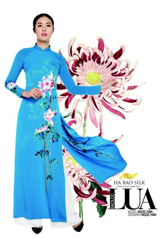 Lụa, thổ cẩm bung nở trong 125 năm Đà Lạt - Thành phố ngàn hoa - Ảnh 5.