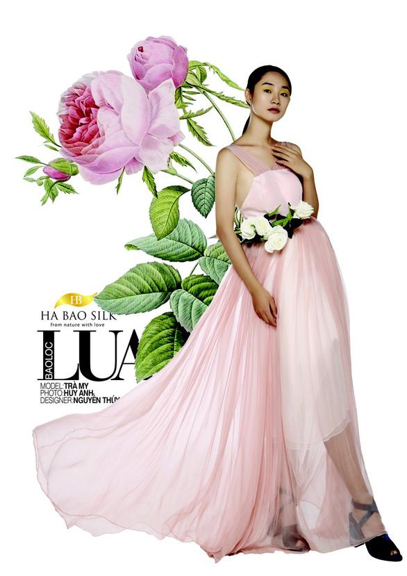 Lụa, thổ cẩm bung nở trong 125 năm Đà Lạt - Thành phố ngàn hoa - Ảnh 6.