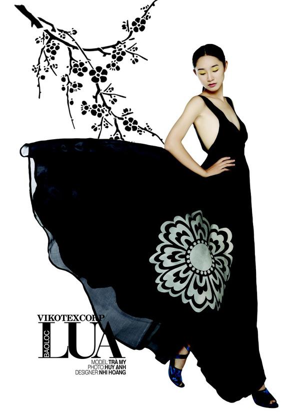 Lụa, thổ cẩm bung nở trong 125 năm Đà Lạt - Thành phố ngàn hoa - Ảnh 7.