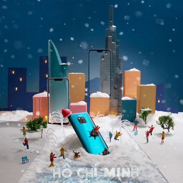 3 lý do khiến Huawei là gợi ý quà Giáng sinh lý tưởng - Ảnh 1.