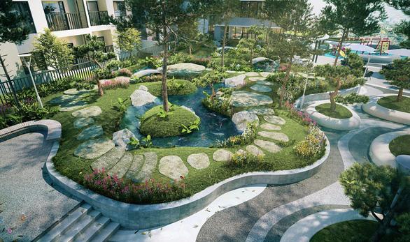 The Zen Residence Gamuda - sống xanh đích thực - Ảnh 2.