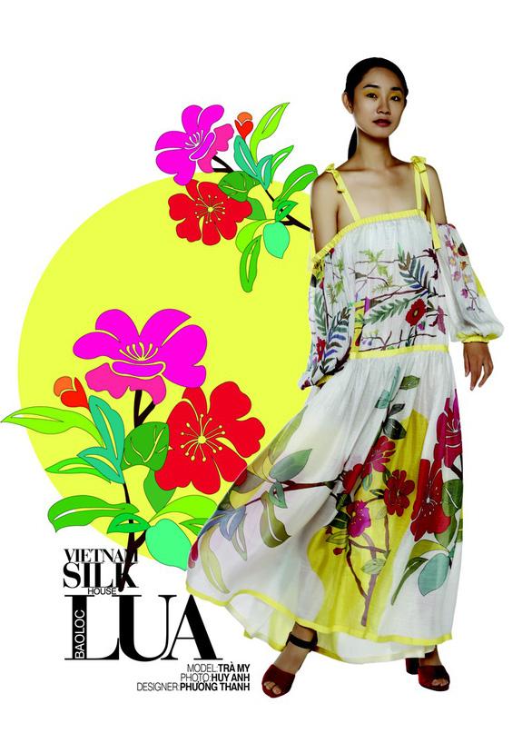 Lụa, thổ cẩm bung nở trong 125 năm Đà Lạt - Thành phố ngàn hoa - Ảnh 11.