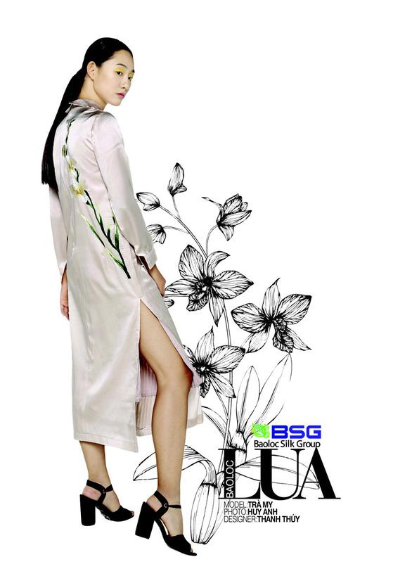 Lụa, thổ cẩm bung nở trong 125 năm Đà Lạt - Thành phố ngàn hoa - Ảnh 16.