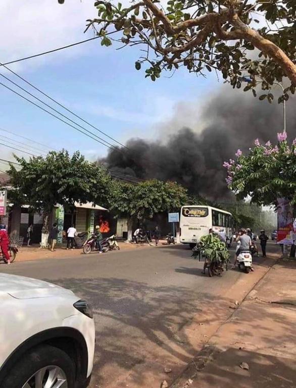 Cháy quán nhậu ở Đồng Nai, 6 người chết, tạm giữ thầu công trình - Ảnh 6.
