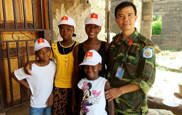 Lính Việt Nam ở Châu Phi - Kỳ 2: Lớp dạy toán của lính Việt ở Trung Phi - Ảnh 4.