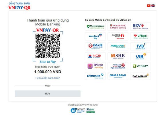 EVN triển khai thanh toán qua mã VNPAY-QR - Ảnh 2.