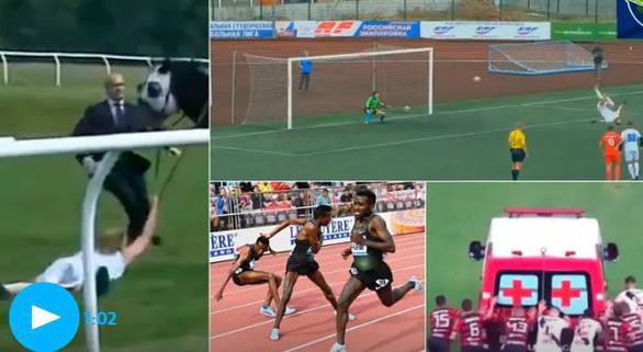 Quả phạt đền lộn ngược là video thể thao ấn tượng nhất năm 2018 - Ảnh 2.