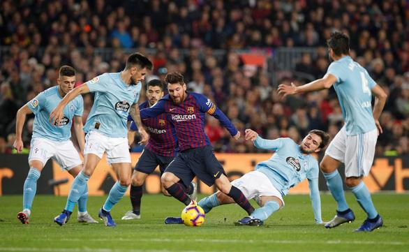 Tiếp tục ghi bàn cho Barca, Messi đạt hiệu suất đáng sợ! - Ảnh 3.