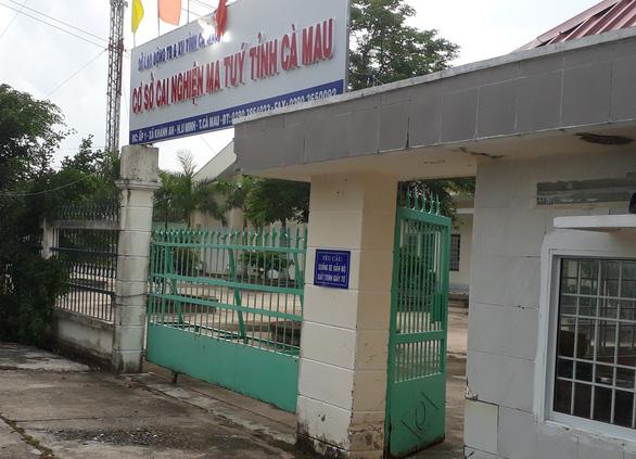 Hàng chục học viên cai nghiện tỉnh Cà Mau trốn trại - Ảnh 1.