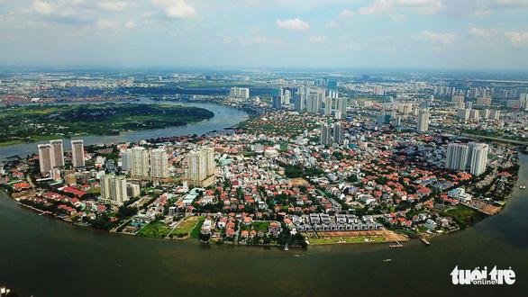 Khám phá các khu phố quốc tế trong lòng TP.HCM - Ảnh 4.