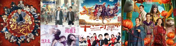 Lương Triều Vỹ xuống dốc trong các phim Hoa ngữ rác nhất 2018 - Ảnh 1.