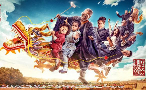 Lương Triều Vỹ xuống dốc trong các phim Hoa ngữ rác nhất 2018 - Ảnh 9.