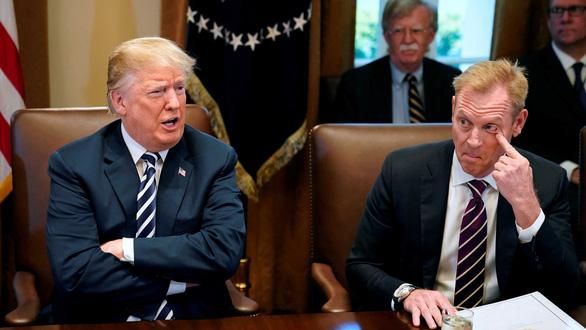 Ông Trump doanh nhân hóa Lầu Năm Góc - Ảnh 1.
