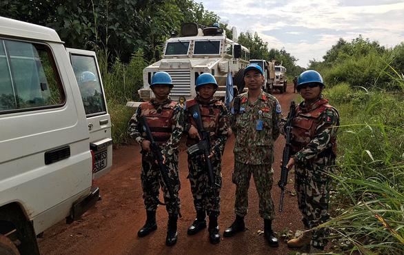 Lính Việt Nam ở châu Phi - kỳ 4: Hai lần đến châu Phi - Ảnh 4.
