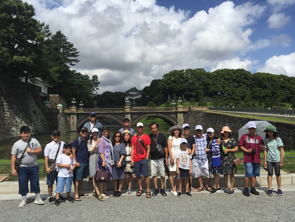Những địa điểm check-in hot ở Nhật Bản và Hàn Quốc - Ảnh 5.