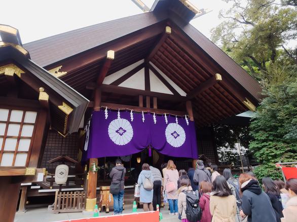 Những địa điểm check-in hot ở Nhật Bản và Hàn Quốc - Ảnh 6.
