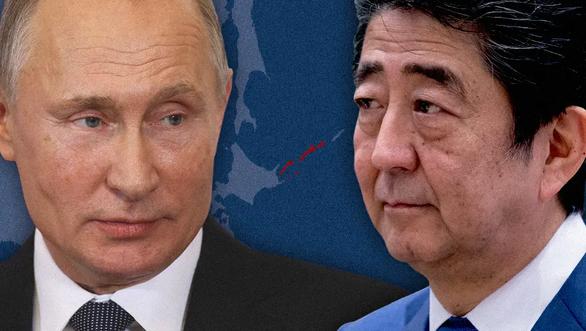 Nhật và Nga bắt tay ngăn sức mạnh Trung Quốc? - Ảnh 1.