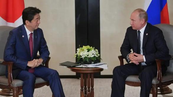 Nhật và Nga bắt tay ngăn sức mạnh Trung Quốc? - Ảnh 2.