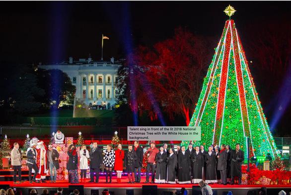 Giáng sinh ở Mỹ bị ảnh hưởng ra sao khi chính phủ đóng cửa? - Ảnh 4.
