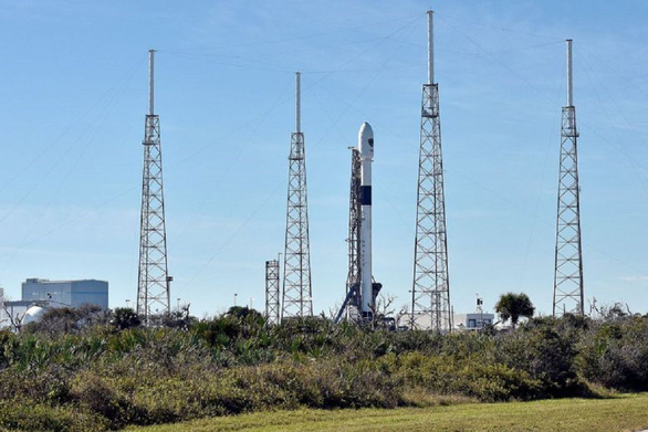 SpaceX của Elon Musk thực hiện sứ mệnh an ninh quốc gia đầu tiên - Ảnh 1.