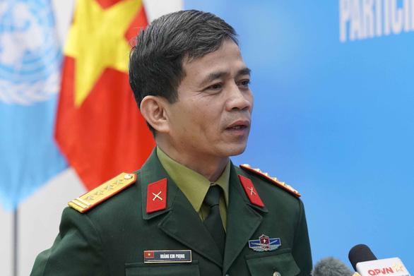 Lính Việt Nam ở châu Phi: Tham gia gìn giữ hòa bình là bảo vệ Tổ quốc từ xa - Ảnh 3.