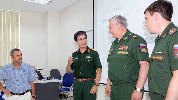Lính Việt Nam ở châu Phi: Tham gia gìn giữ hòa bình là bảo vệ Tổ quốc từ xa - Ảnh 1.
