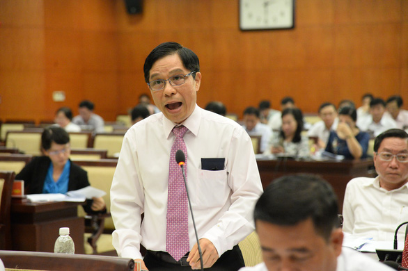Metro thay thiết kế tường vây, ông Lê Nguyễn Minh Quang nói gì? - Ảnh 1.