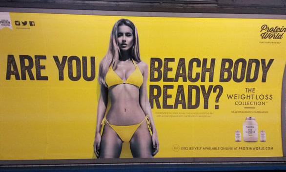Quảng cáo đàn ông không biết thay tã, giảm cân… sẽ bị cấm - Ảnh 1.