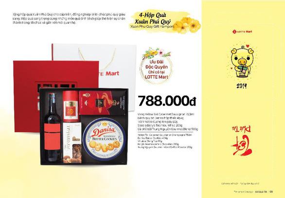 Lotte mart gửi trao khách hàng hàng ngàn món quà - Ảnh 2.
