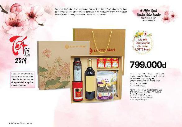 Lotte mart gửi trao khách hàng hàng ngàn món quà - Ảnh 3.