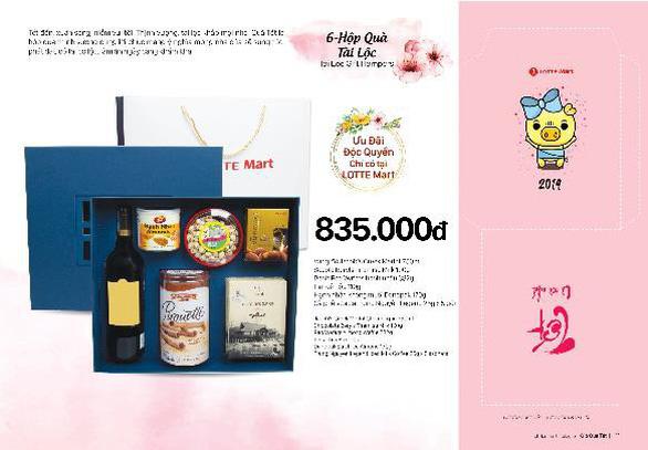 Lotte mart gửi trao khách hàng hàng ngàn món quà - Ảnh 4.