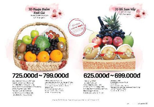 Lotte mart gửi trao khách hàng hàng ngàn món quà - Ảnh 6.