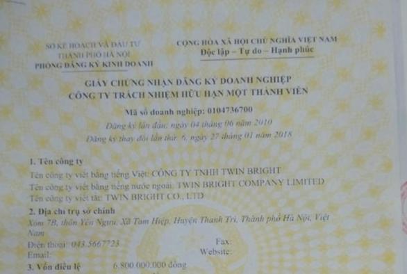 Vụ du khách bỏ trốn ở Đài Loan: Một công ty dẫn khách hoạt động 'chui' - Ảnh 1.