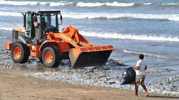 Đảo Bali cấm nhựa sử dụng một lần - Ảnh 1.