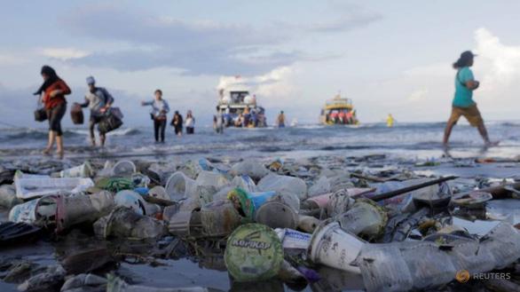 Đảo Bali cấm nhựa sử dụng một lần - Ảnh 2.