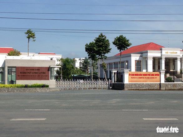 40 cán bộ, lãnh đạo ở An Giang phải thi lại vào công chức - Ảnh 1.