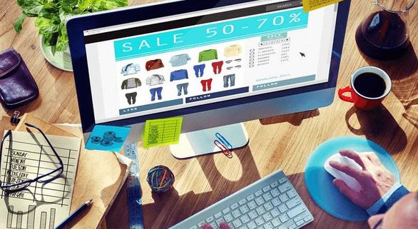 Thương mại điện tử và cơn lốc mua sắm mới - Ảnh 1.