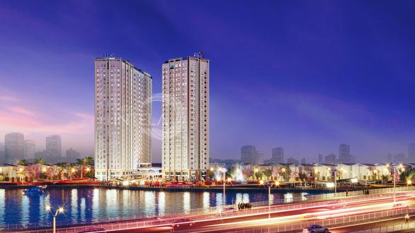 Saigon Intela: thu hút hàng trăm khách hàng tham dự mở bán - Ảnh 2.