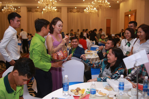 Saigon Intela: thu hút hàng trăm khách hàng tham dự mở bán - Ảnh 3.
