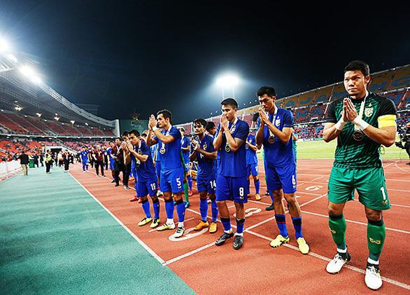 Năm 2018 đầy tiếc nuối của bóng đá Thái Lan - Ảnh 2.