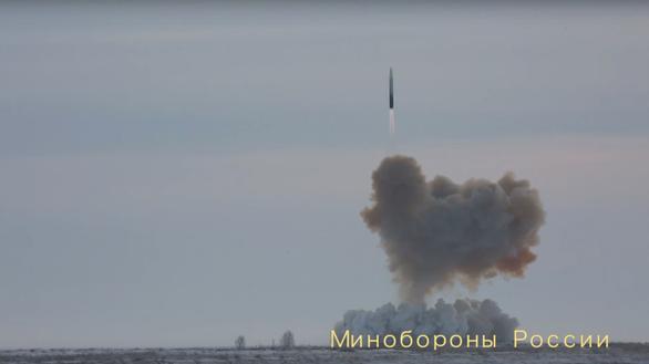 Nga sẽ triển khai loại vũ khí Mỹ 'chưa thể phòng thủ' - Ảnh 1.