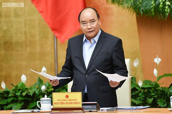 Thủ tướng báo tin vui trong kỳ họp Chính phủ cuối năm 2018 - Ảnh 1.