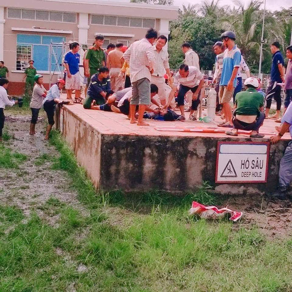 4 công nhân ngạt khí tử vong ở Nhà máy nhiệt điện Duyên Hải - Trà Vinh - Ảnh 3.