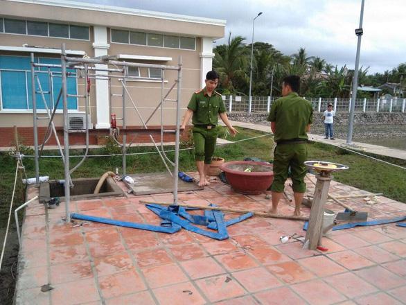 4 công nhân ngạt khí tử vong ở Nhà máy nhiệt điện Duyên Hải - Trà Vinh - Ảnh 2.