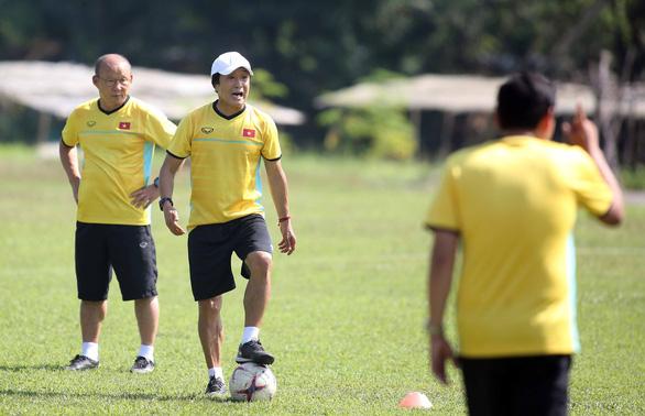 Trợ lý HLV Park tiết lộ mục tiêu 4 điểm vòng bảng của Việt Nam - Ảnh 1.