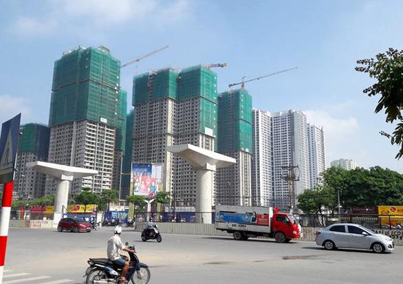 Căn hộ tầm trung áp đảo thị trường Hà Nội ra sao? - Ảnh 2.
